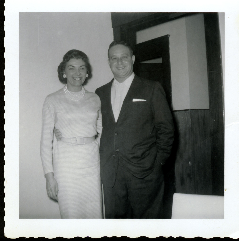 Helen and Vincent Cerchio, Sr.