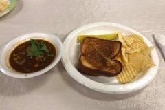 LOH 2018-02-27 Posole and grilled cheese