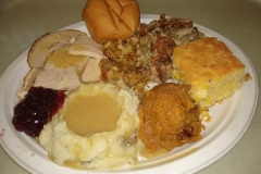LOH 2018-11-13 Thanksgiving Dinner